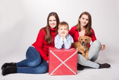 Igor a jeho rodinka