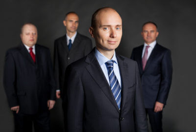 Business portréty